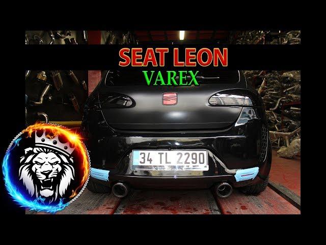 SEAT LEON MK2 1.6 KUMANDALI VAREX EGZOZ SESİ