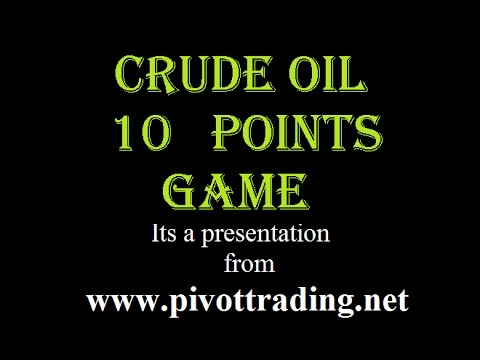 Crudeoil Intraday 10 points game
