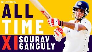 Dravid, Tendulkar & Warne - Sourav Ganguly's All Time XI