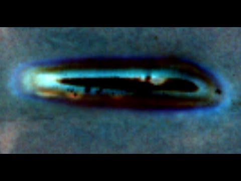 Major James McDivitt UFO?  (Picture Found.)  HD