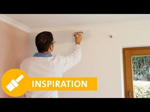 Wohnzimmer streichen, Gestaltungstipps - ADLER