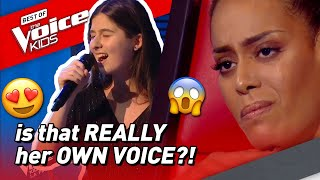 You'll NEVER FORGET this girl from The Voice Kids France!😍 - the voice france 2021 finalistes