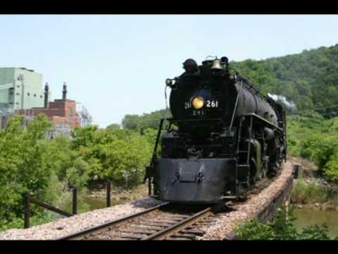 261 Long Black Train