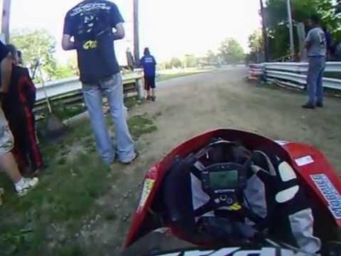 NYDKS On Board John Palmieri. Starlite Speedway