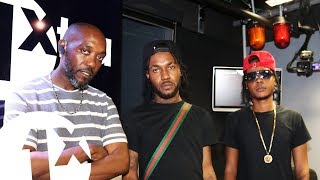 Jahvillani and Trance Outlaw Freestyle over a series of UK Riddims on BBC 1Xtra
