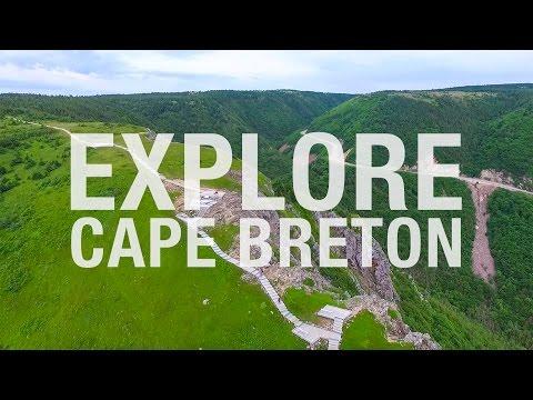 EXPLORE CAPE BRETON ISLAND
