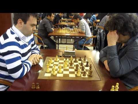 chess blitz GM Mamedyarov – GM Korobov