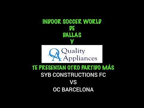 SYB CONSTRUCTIONS FC VS OC BARCELONA