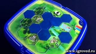 Фауна. Обзор настольной-головоломки игры от Игроведа