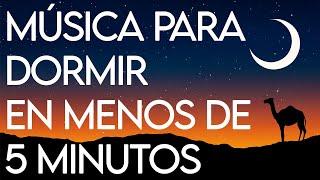 Música para dormir rápido EN MENOS DE 5 MINUTOS thumbnail