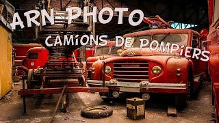 ARN Photo - URBEX - Camions de Pompiers