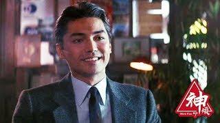 """人物志:尊龙—亚洲第一位靠""""美貌""""征服了整个好莱坞的华裔演员。"""