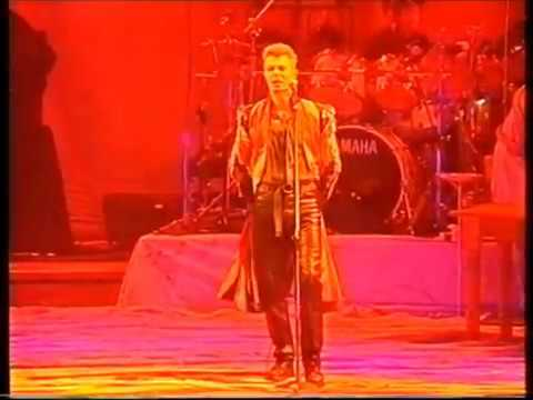 David Bowie - The Heart's Filthy Lesson (Live)