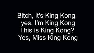 Nicki Minaj - Chun Li (karaoke version)