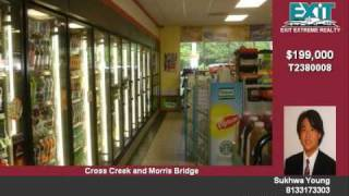 Cross Creek Shell Gas Station for Sale