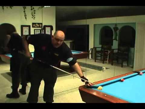 Pool & Billiard Drill Instructor Jan 2011