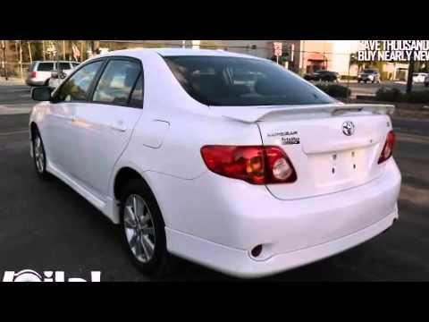 2010 Toyota Corolla S >> Compra Usado 2010 TOYOTA COROLLA Para La Venta en Orlando ...