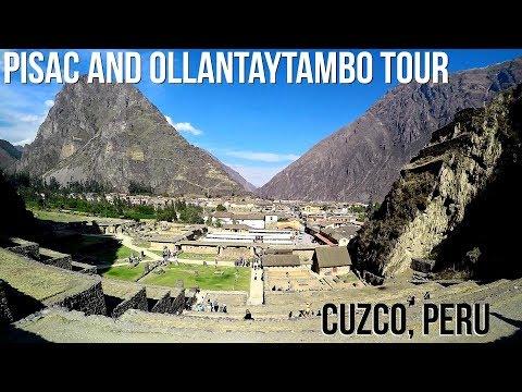 Visiting Pisac and Ollantaytambo in Cuzco, Peru Day Seven (Vlog 37)