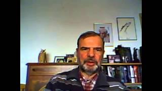 Literaturstudio - Folge 1 - Interview mit Hans Peter Roentgen