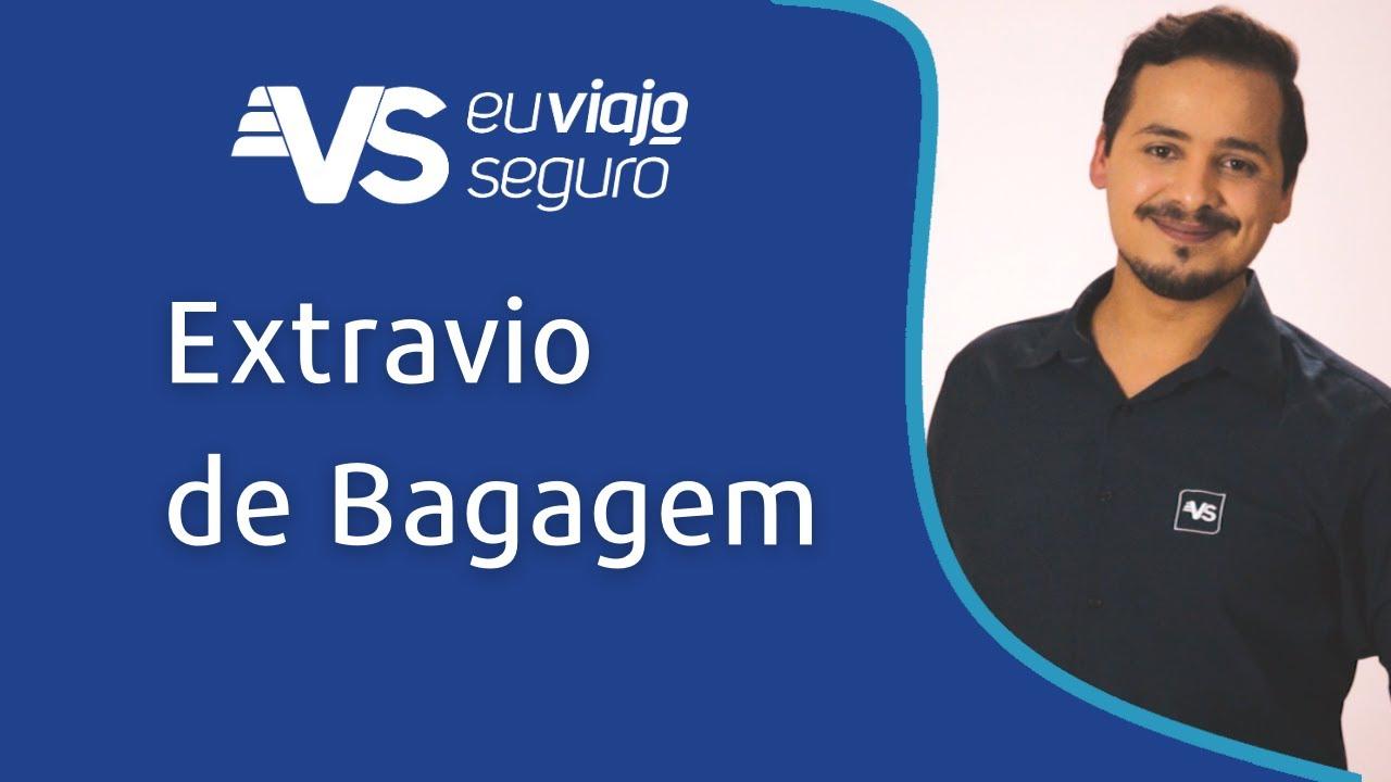 Bagagem EXTRAVIO