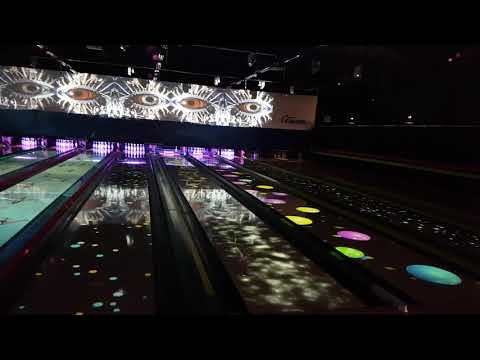 Awesome Bowling - Interactive Bowling Experience (Star Bowl)