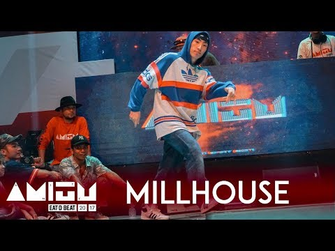 Bboy Milhouse (KOR)