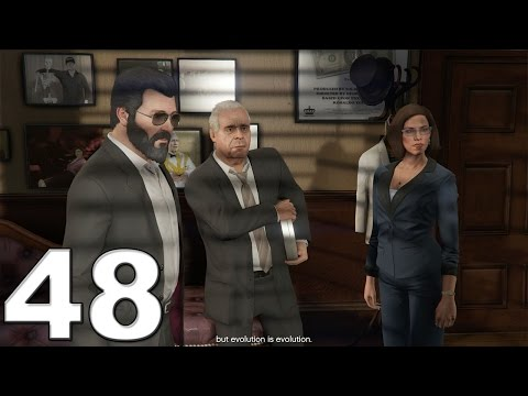 Grand Theft Auto 5 PS4 Gameplay Walkthrough Part 48 - Legal Trouble!!