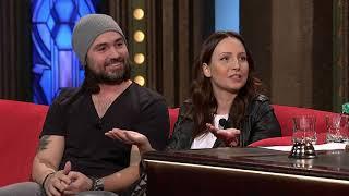1. Veronika a Biser Arichtevovi - Show Jana Krause 3. 3. 2021