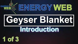 Geyser Blanket Introduction to Eskom Geyser Blanket RMR Residential Mass Roll out    Wally Weber