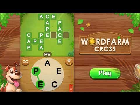 Word Farm Cross - Apps on Google Play