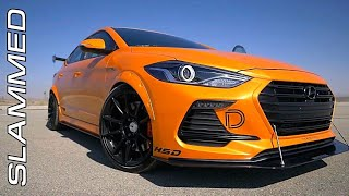 Hyundai Elantra 2018 Sport – Blood Type Racing Modified Elantra 2018 / BTR Edition Elantra Sport