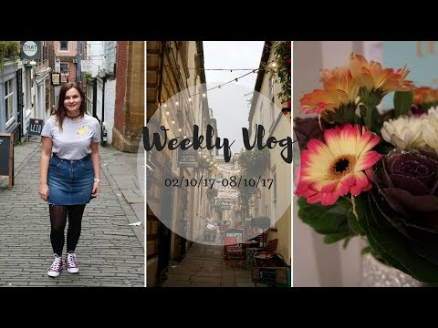 Weekly Vlog | Unplanned Trip to Bristol