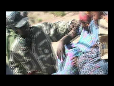Osman's Run: One boy fleeing militia violence in Darfur.