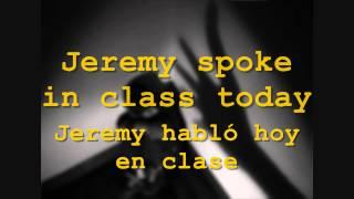 Pearl Jam - Jeremy - Subtitulada en español e inglés
