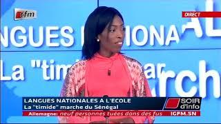 SOIR D'INFO - Français - Invité : PIERRE SAMBOU - Pr : NDEYE ARAME TOURÉ - 21 Février 2020