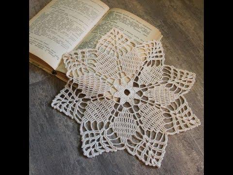 Tig Isi Dantel Motifi Ornekleri Crochet