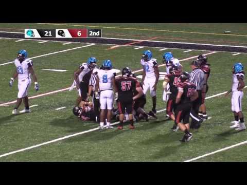 Woodland Hills vs Fox Chapel - September 9, 2016