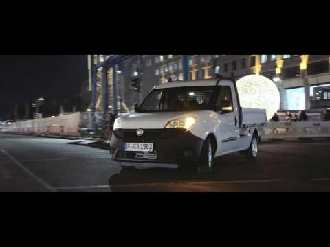FIAT Doblo Cargo WORK UP I Nutzfahrzeuge Test