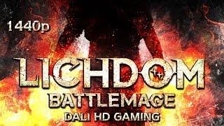 Lichdom Battlemage PC Gameplay FullHD 1440p