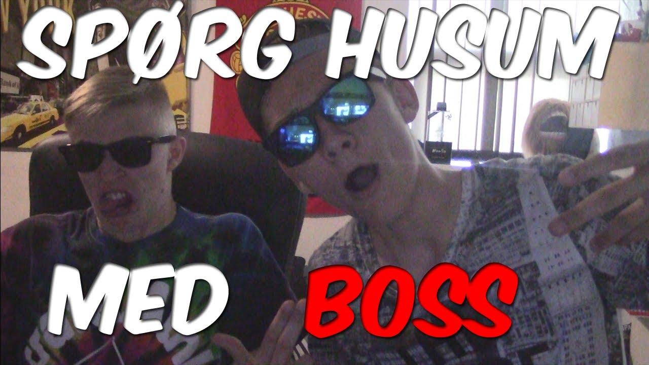 Spørg Husum - Med Boss