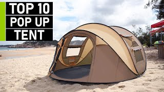 Top 10 Best P๐p Up Tents for Camping