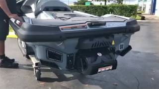 RIVA Sea-Doo 2018 RXT/GTX 300 Rear Exhaust Full Sound!