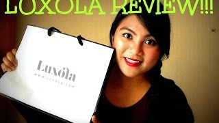 Luxola Review!!
