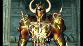 les chevaliers du zodiaque ps3 commenté fr