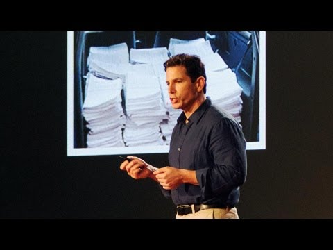 Joel Selanikio: The surprising seeds of a big-data revolution in healthcare