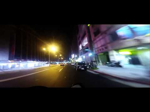 Night Driving Taipei Liquid DnB 2