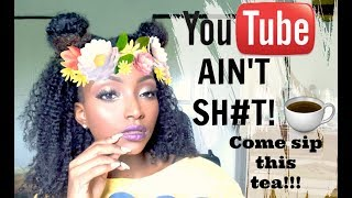 The Truth About YouTube! FACTS FROM THE REALEST JAMAICAN YOUTUBER | Chit Chat GRWM