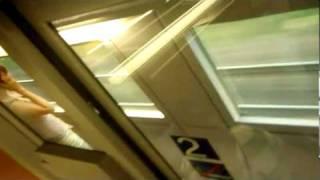 Hammer lustig! - Eine schwule ICE-Zug-Ansage (Stimme, München)