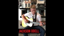 Jackson Odell~ Lord Lift Me Higher