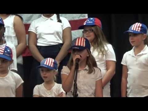 America, Of Thee I SIng